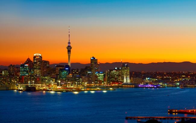 Værtsbyerne for næste års ISCM World Music Days i New Zealand er Auckland (billedet) og Christchurch.
