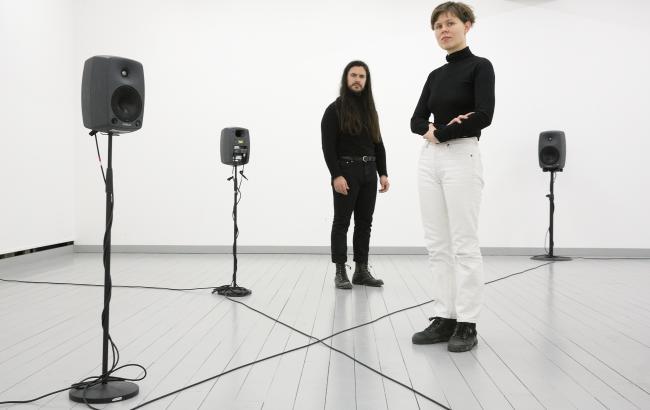 Ragnhild May og Stefan Maier. Foto: Jonas Fogh